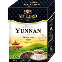 MY LORD Yunnan Herbata czarna liściasta