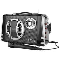 MEDIA-TECH Głośnik karaoke boombox bluetooth