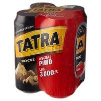 TATRA Mocne Piwo jasne 4 x 500 ml