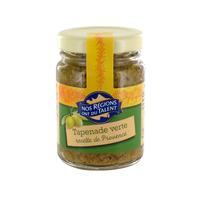 WIODĄCA MARKA Tapenade verte Pasta z zielonych oliwek