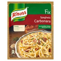 KNORR Fix Spaghetti Carbonara