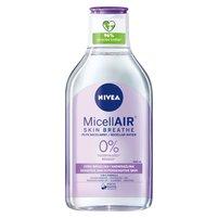 NIVEA MicellAIR Skin Breathe Kojący płyn micelarny do cery wrażliwej i nadwrażliwej