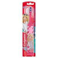 COLGATE Barbie Szczoteczka do zębów na baterie