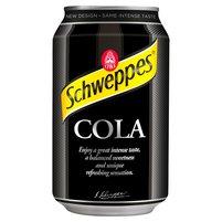 SCHWEPPES Cola Napój gazowany o smaku coli