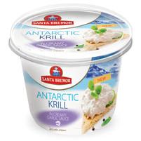 SANTA BREMOR Pasta z kryla antarktycznego z czosnkiem