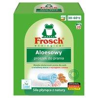 FROSCH ecological Aloesowy proszek do prania (20 prań)