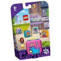 LEGO Friends Kostka gier Olivii 41667 (6+)