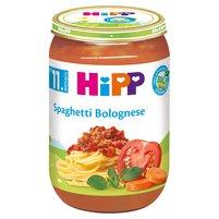 HiPP BIO Spaghetti Bolognese po 11. miesiącu