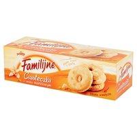 FAMILIJNE Ciasteczka o smaku waniliowym