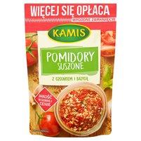 KAMIS Pomidory suszone z czosnkiem i bazylią Mieszanka przyprawowa