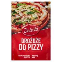 DELECTA Drożdże do pizzy