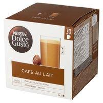 NESCAFÉ Dolce Gusto Café au Lait Kawa w kapsułkach (30 kaps.)