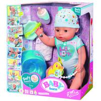 BABY BORN Lalka interaktywna chłopiec (3+)
