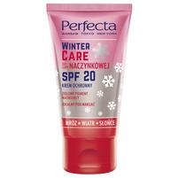 PERFECTA Winter Care Krem ochronny do cery naczynkowej SPF 20