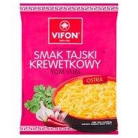 VIFON Tom Yum Krewetkowa Tajska Zupa błyskaw. o smaku krewetkowym ostra