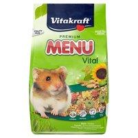 VITAKRAFT Menu + Vita Herbs Karma pełnoporcjowa dla chomików