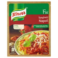 KNORR Fix Spaghetti Napoli