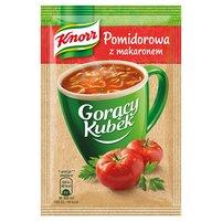 KNORR Gorący Kubek Pomidorowa z makaronem