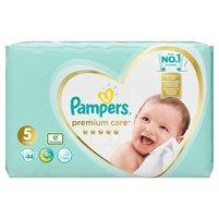 PAMPERS Premium Care Pieluchy 5 Junior (11-18 kg)