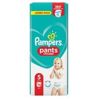 PAMPERS Pants Pieluchomajtki Jumbo Pack 5 Junior (12-18 kg)