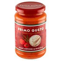 PRIMO GUSTO Sos pomidorowy z mascarpone i rukolą