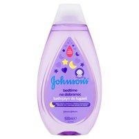 JOHNSON'S Bedtime Płyn do kąpieli na dobranoc