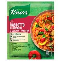 KNORR Fix Kaszotto pomidorowe z cukinią i papryką