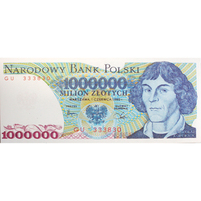 MAAN Banknot Mikołaj Kopernik Czekolada mleczna