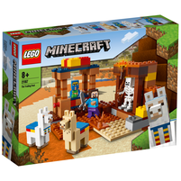 LEGO Minecraft Punkt handlowy 21167 (8+)