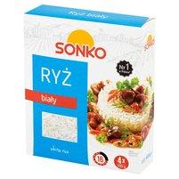 SONKO Ryż biały (4 x 100 g)