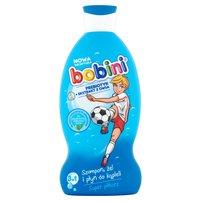 BOBINI 3w1 Szampon żel i płyn do kąpieli Super piłkarz