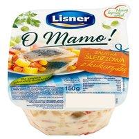 LISNER O Mamo! Sałatka śledziowa z kukurydzą