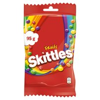 SKITTLES Fruits Cukierki do żucia