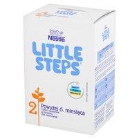 LITTLE STEPS 2 Mleko następne w proszku dla niemowląt powyżej 6. m-ca (2 szt.)
