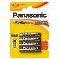 PANASONIC Alkaline Power Baterie LR03/AAA