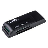NATEC Czytnik kart pamięci Mini ANT 3 czarny