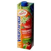 HORTEX Vitaminka sok Truskawka Marchewka Jabłko