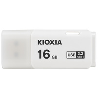 KIOXIA Pendrive Hayabusa 16GB USB 3.0 U301 biały