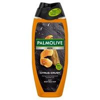 PALMOLIVE MEN Citrus Crush Orzeźwiający żel pod prysznic dla mężczyzn 3w1 pomarańcza i cedr