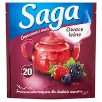 SAGA Herbatka owocowa o smaku owoce leśne (20 tb.)