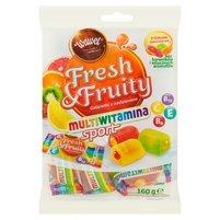 WAWEL Fresh & Fruity Multiwitamina Galaretki z nadzieniem