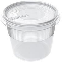 PLAST TEAM Helsinki Pojemnik na żywność 0,3L transparentny