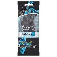 WILKINSON Sword Extra 3 Activ Jednorazowe maszynki do golenia