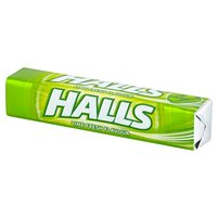 HALLS Lime Fresh Cukierki