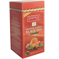 IMPRA Orange & Spice Black Tea Herbata czarna liściasta