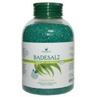 HERBAMEDICUS Badesalz Eukalyptus Sól do kąpieli