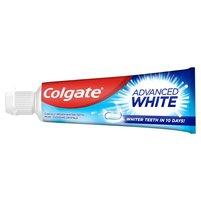 COLGATE Advanced White Pasta do zębów z fluorem