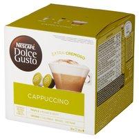 NESCAFE Dolce Gusto Cappuccino Kawa w kapsułkach (16 kaps.)