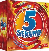 TREFL Gra towarzyska 5 Sekund (8+)