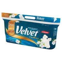 VELVET Excellence Biała Elegancja Papier toaletowy